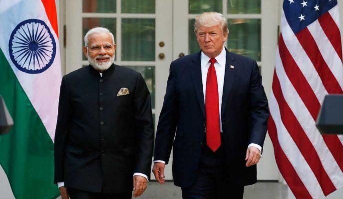 ABD-Hindistan Ticaret Anlaşması Küresel Büyüme için Olumlu Olur