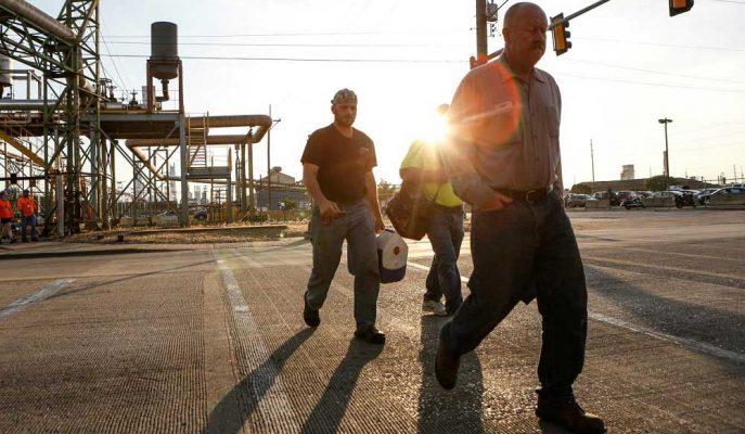 ABD İş Raporu Resesyon Başlangıcına Yakın Hiçbir Şey Yansıtmaz!