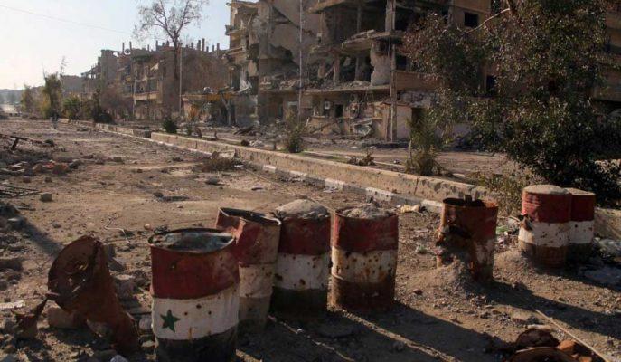 ABD, Suriye Petrol Sahalarına Yakın Askeri Varlığını Güçlendirecek