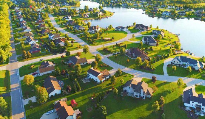 ABD'de Mevcut Ev Satışları Eylül Ayında Beklenenden Fazla Düştü