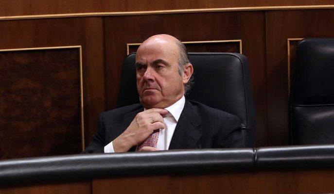 AMB'den Luis de Guindos, Daha Fazla Faiz İndirimi için Çıtayı Yükseltiyor