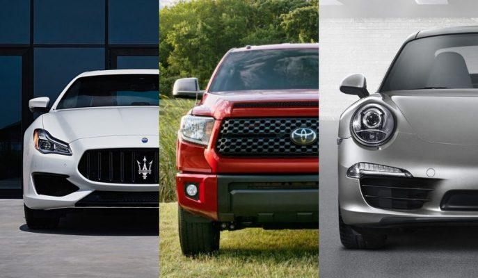 Dünyada En Az/En Çok Değer Kaybeden Otomobil, SUV ve Kamyonet Listesi Yayınlandı!
