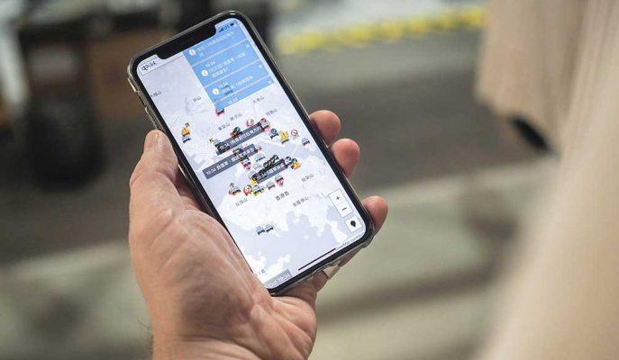 Apple, Hong Kong Protestocularının Kullandığı Harita Uygulamasını App Store'dan Kaldırdı