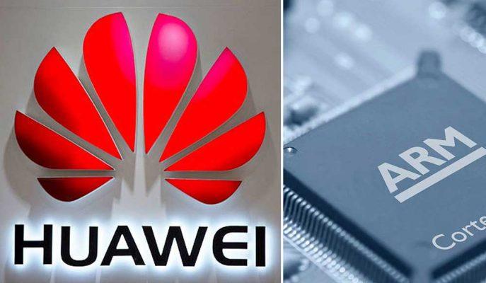 Yonga Üreticisi ARM, Huawei ile Ticaret Yapmaya Devam Edeceğini Açıkladı