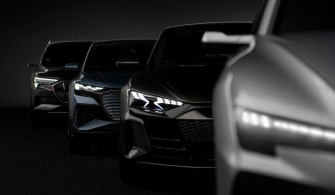 """Audi'nin EV'leri Üreteceği Dört Mimariden Biri Olacak """"KKD Platformu"""" Tanıtıldı!"""