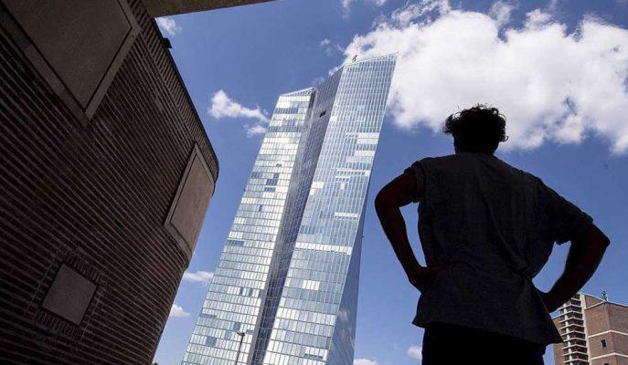 Avrupa Merkez Bankası Üyeleri Negatif Faiz Politikası Konusunda Endişeli