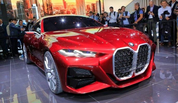 BMW'nin Tepki Çeken Yeni Böbrek Izgara Tasarımına En Yetkili Kişinden Cevap Geldi!