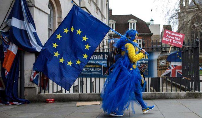 Boris Johnson'ın Anlaşması için Oylama Ertelenirken, AB Gecikmeyi Göz Önünde Tutuyor