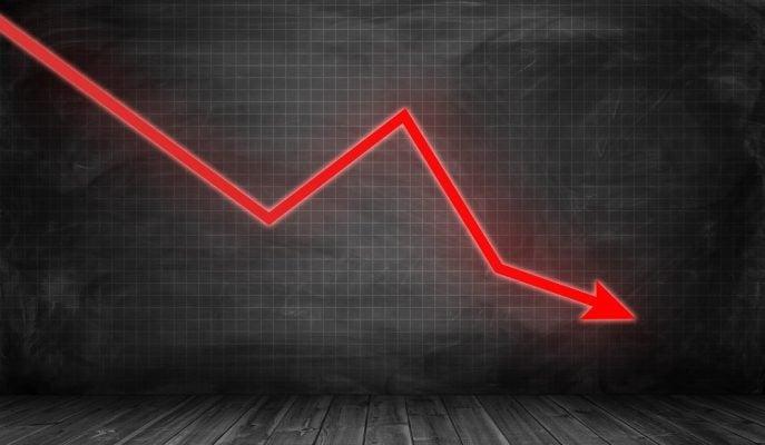 Borsadaki Kayıplar Hızlandı, %5 Düşüş Gösteren Endeks 93 Bine Kadar Geriledi
