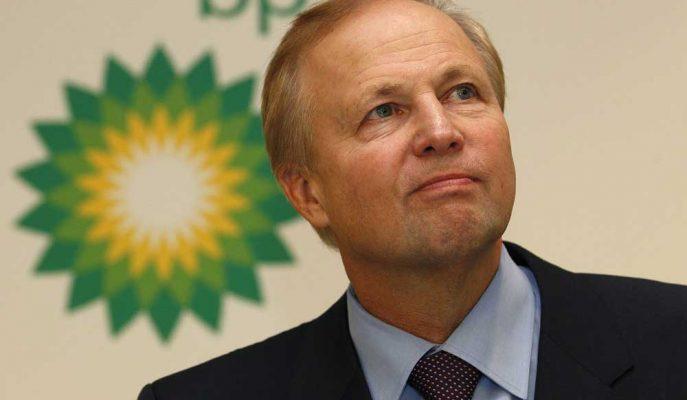 BP CEO'su Bob Dudley İstifa Edip Yerine Bernard Looney Geliyor