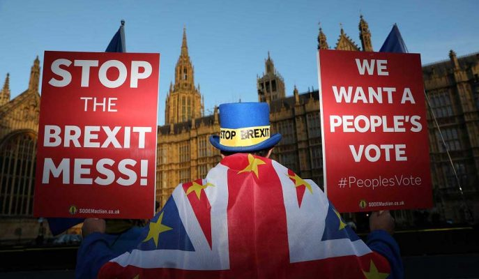 Brexit Görüşmeleri Kritik AB Zirvesinden Önceki Son Gününe Girdi