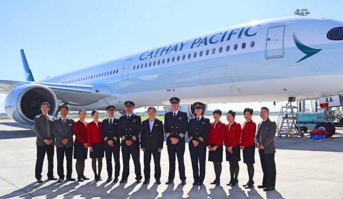 Cathay Pacific Hong Kong Protestoları Nedeniyle Kazanç Görünümünü Düşürdü
