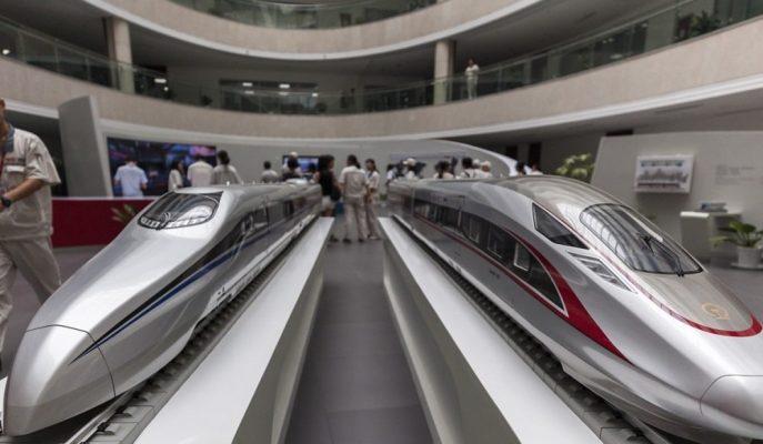 Dünya Devi China Railway, Projelerini Türkiye'de de Hayata Geçirme Fikrini Değerlendiriyor