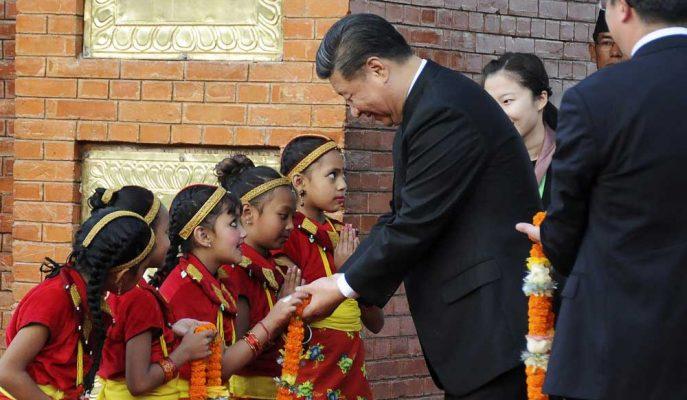 Çin Afet Yardımı için Nepal Ordusuna 21 Milyon Dolar Verecek