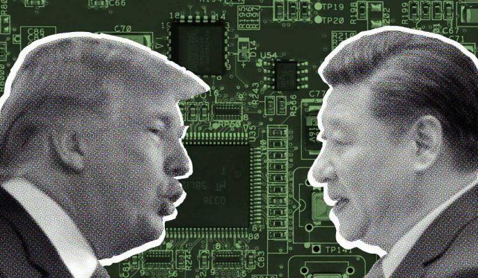 """Çin, Kara Listeye Misilleme için """"Bizi İzlemeye Devam Edin"""" Dedi"""