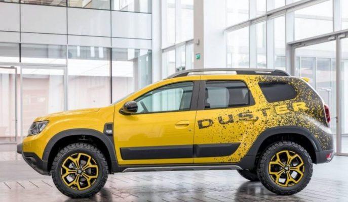Dacia, Duster SUV'u ile Gurur Duyuyor!