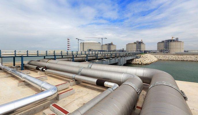 Doğal Gaz İthalatı Ağustos'ta 3 Milyar 148 Milyon Metreküpe Ulaştı