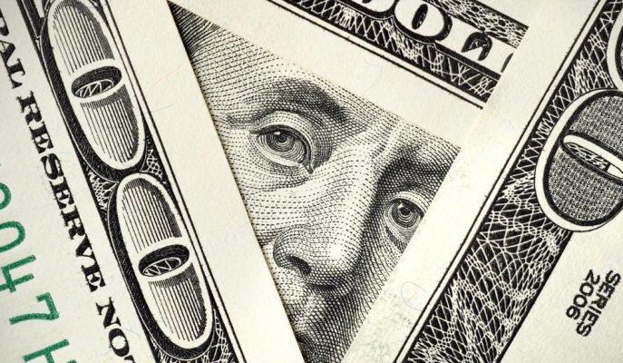 Dolar/TL ABD ve Türkiye'nin Suriye Anlaşmasıyla Gerilediği 5,80'lerdeki Seyrini Sürdürüyor