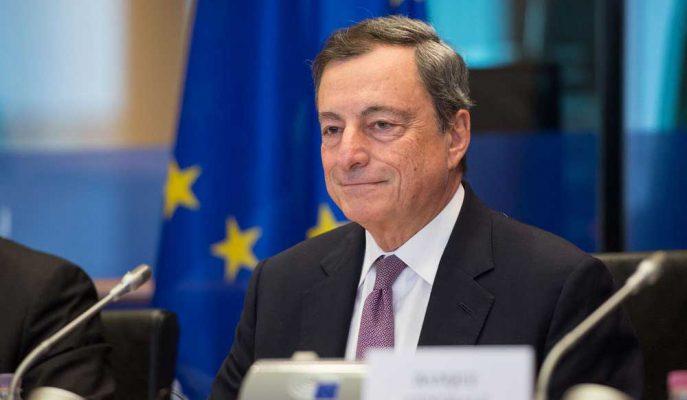 Draghi Veda Ederken, AMB Faiz Oranlarında Değişikliğe Gitmedi