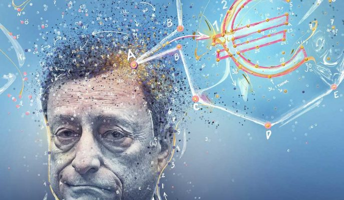 Draghi'den Hükümetlere: AMB'nin Faizleri Yükseltmesini İstiyorsanız Harcama Yapın!