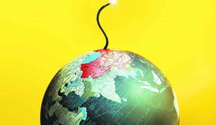 Dünya Ekonomisinde Daha Fazla Finansal Stres Yaratabilecek Durumlar Sıralandı