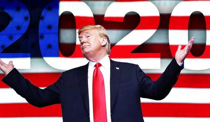 Ekonomi Böyle Giderse Trump 2020'de Kolaylıkla Yeniden Seçilecek