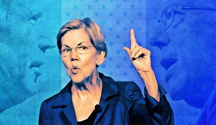 Elizabeth Warren Seçimi Kazanırsa, S&P 500 %25 Düşer