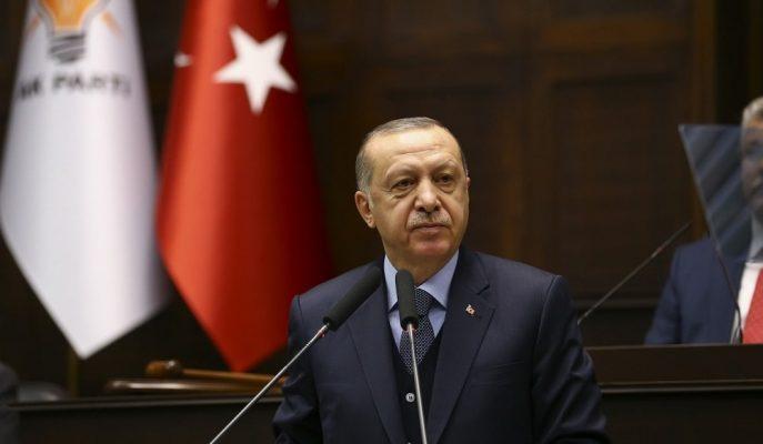 Cumhurbaşkanı Erdoğan Grup Toplantısında ABD'nin Yaptırım Tehditlerine Değindi
