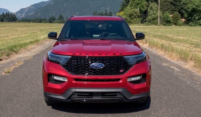 Yeni Explorer SUV Ford'un Kabusu Olmaya Başladı!