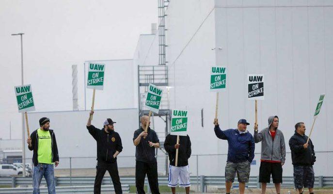 General Motors Grevi Ekim Ayı İstihdam Artışını Etkileyecek