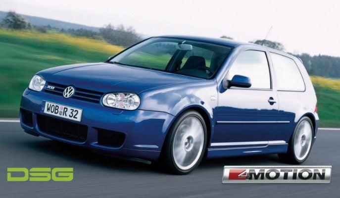 90'lı yıllarda VW Golf MK4 ile Gelen Yenilikleri Sıraladık!