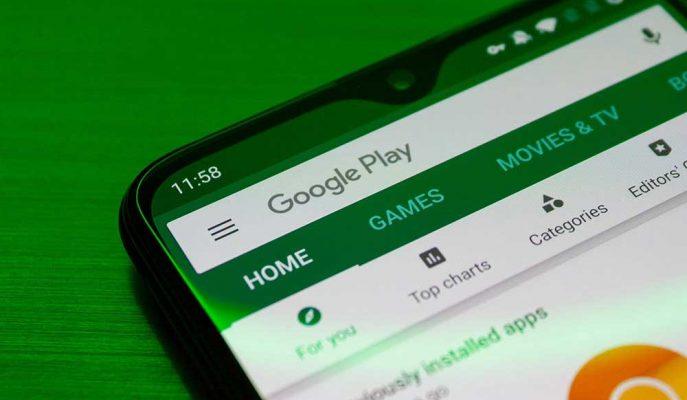 Google'ın Sevdiği Gizli Mod Özelliği Play Store için Geliyor