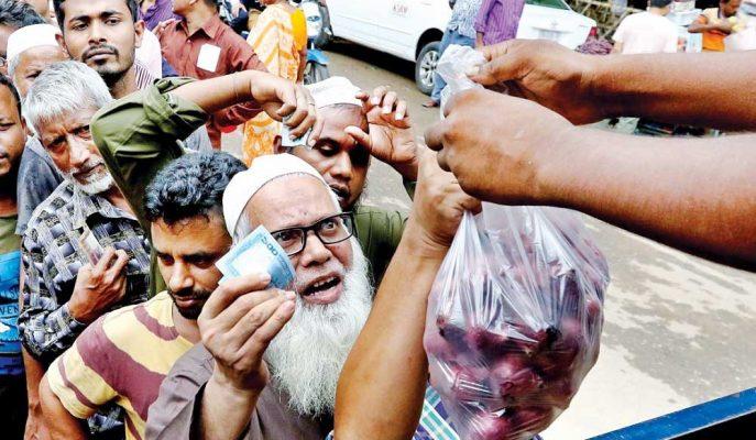 Hindistan Muson Kaynaklı Fiyat Yükselişini Durdurma Umuduyla Soğan İhracatını Yasakladı