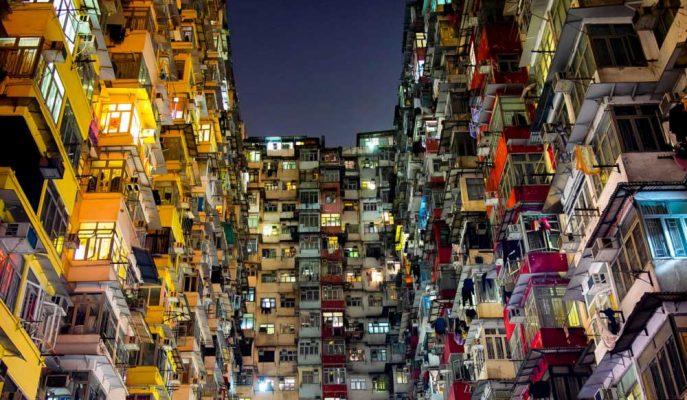 Hong Kong Lideri Carrie Lam, Konut Sorununu Ele Aldı