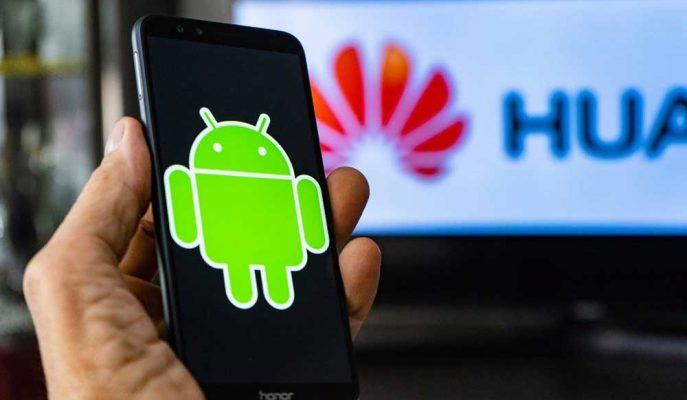 Huawei İstese de Android İşletim Sisteminden Vazgeçemiyor