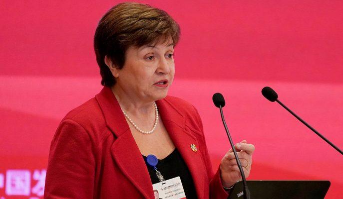 IMF Başkanı'ndan Sürdürülebilir Küresel Ticaret için Birlikte Çalışma Çağrısı!