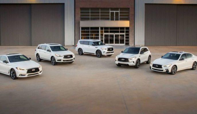 Nissan'ın Lüks Markası Infiniti ABD'deki İşlerini Kaybetmeye Başladı!