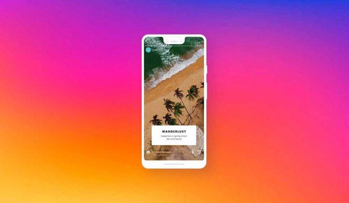 Instagram Hikayeler Bölümü için Etkileşimi Artıracak Bir Özellik Üzerinde Çalışıyor