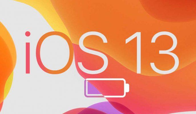 iOS 13'te Güncellemelere Rağmen Batarya Sorunu Olduğu Belirtiliyor