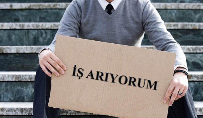 Türkiye Geneli İşsizlik Oranı Temmuz'da %13,9 Oldu