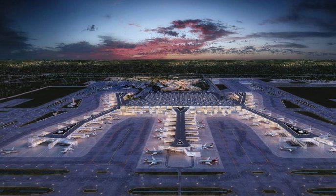 İstanbul Havalimanı Hizmete Girdiğinden Bu Yana 40 Milyonu Aşkın Yolcu Uçurdu!