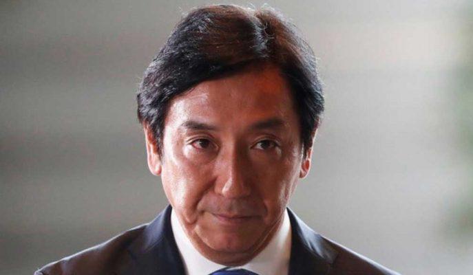 Japonya Ticaret Bakanı Para ve Hediye Skandalı Ortasında İstifa Etti