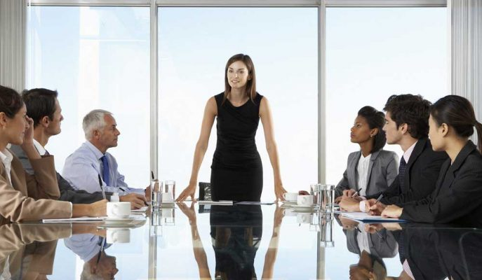 Kadın CEO'su Olan Firmalar, Daha İyi Borsa Performansına Sahip