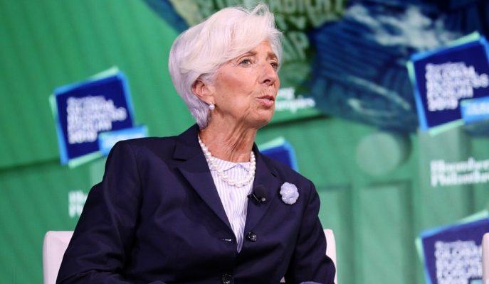"""Lagarde: """"Trump'ın Tarifeleri Küresel Ekonomik Büyümeyi Negatif Etkiliyor"""""""