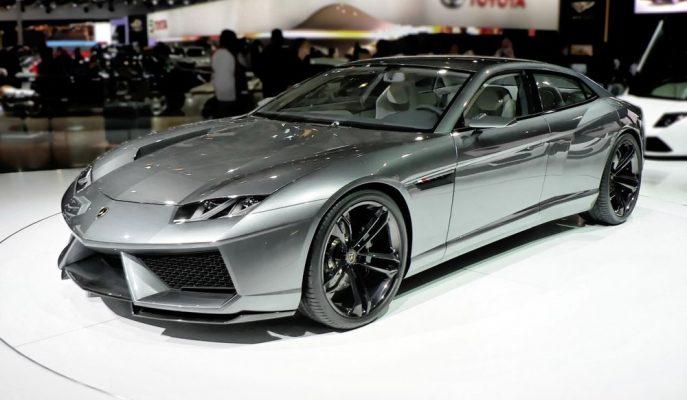 Lamborghini'nin Konuşulan Dördüncü Modeli Elektrikli Sedan Olabilir!