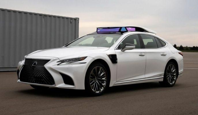 Toyota, Tokyo'nun Kamuya Açık Yollarına 4. Seviye Otonom Aracını Bırakıyor!