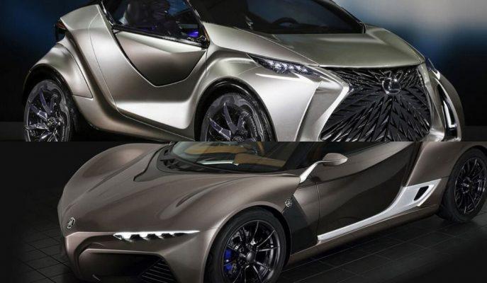 Lexus ve Yamaha Otomobil Konusunda Değişime Gidiyor!