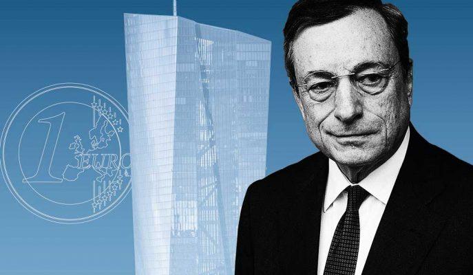 Mario Draghi'nin 8 Yıllık AMB Başkanlığı Görevinin En Önemli Anları Sıralandı
