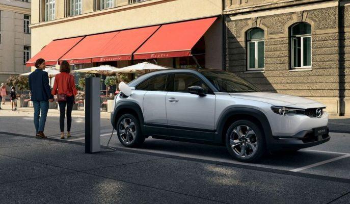 Mazda'nın İlk EV Aracı MX-30 Tüm Özellikleriyle Birlikte Tanıtıldı!