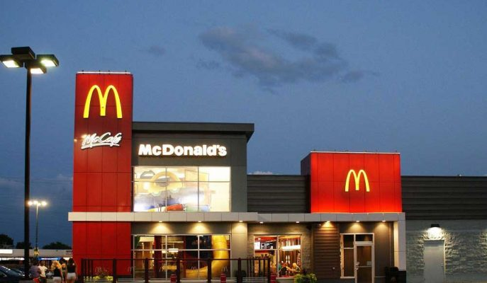 McDonald's Hisseleri Beklenti Altı 3. Çeyrek Bilançosuyla Geriledi